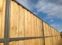 Kwikfynd Lap and Cap Timber Fencing havilahvic